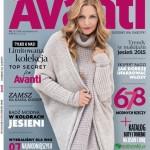 """W październikowym numerze """"Avanti"""""""