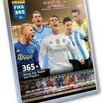 Kolekcja kart Panini z gwiazdami piłki nożnej
