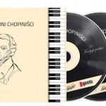 """CD """"Legendarni Chopiniści"""" z """"Gazetą Wyborczą"""""""