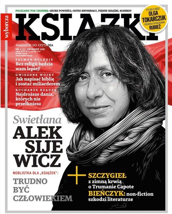 ksiazki magazyn grudzień 2015