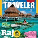 """W lutowym wydaniu """"NG Traveler"""""""