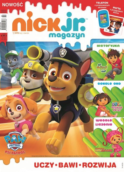 Nick Jr  magazyn 1 16