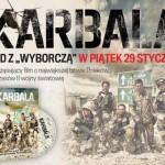 """Film """"Karbala"""" do kupienia z """"Wyborczą"""""""