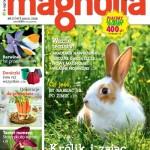 """Marcowa """"Magnolia"""" z kalendarzem"""