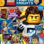 """LEGO NEXO KNIGHTS™"" – nowy magazyn"