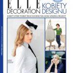 """Nowy numer """"ELLE Decoration"""" z """"Kobietami designu"""""""