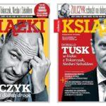 """Magazyn """"Książki"""" z dwiema okładkami"""