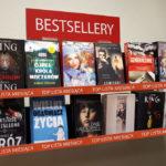 Większa strefa książki w salonikach Kolportera