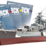 "Zbuduj model pancernika ""Bismarck"""