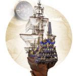 Na pokładzie żaglowca Ludwika XIV