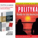 """Książka Bendyka z """"Polityką"""""""