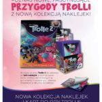 Trollastyczna kolekcja naklejek