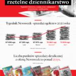 """Większa sprzedaż tygodnika """"Newsweek Polska"""""""