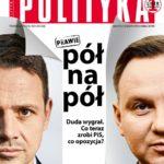"""""""Polityka"""" liderem wśród tygodników opinii"""