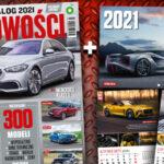 """Katalog Auto Świat """"Nowości 2021"""" z kalendarzem"""