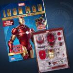 Zbuduj kultową zbroję Tony'ego Starka!