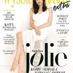 Z Angeliną Jolie na okładce